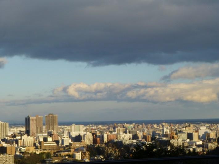 仙台津波がここから